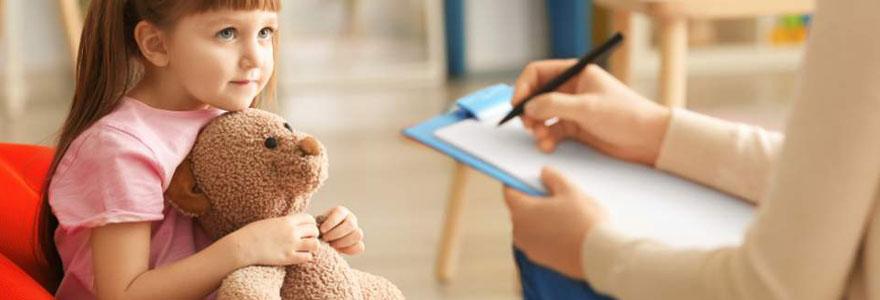 psychologie de l'enfance
